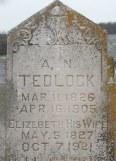 Elizabeth Betsy <i>Bales</i> Tedlock