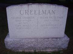 George Christie Creelman