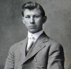 Edward Ernest George Nordenstrom