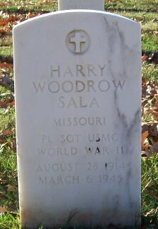 Harry Woodrow Sala
