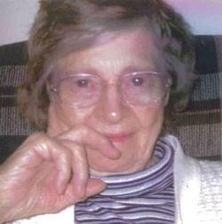 Gladys Sophie <i>Christensen</i> Chislett