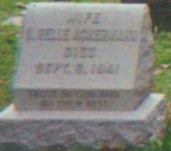 Sarah Belle <i>Eader</i> Ackermann