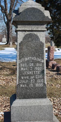 Guy Earl Bartholomew