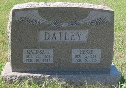 Malissa Jane <i>Van Gundy</i> Dailey