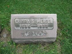 Clara S Weigel