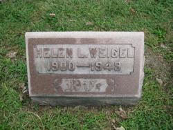 Helen L Weigel