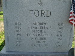 Andrew Warren Ford
