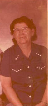 Millie Irene <i>Anderson</i> Berryhill