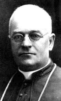 Archbishop James Hubert Blenk