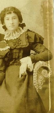 Nellie A <i>Webber</i> Roquet