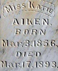 Mary Catherine Katie Aiken