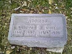 Mary <i>Behymer</i> Arthur