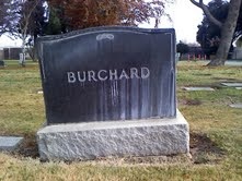 Clara Irene <i>Stone</i> Burchard