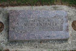 Arthur W Morgenthaler