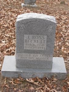 Jackson Ross Beckett