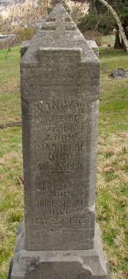 Nancy Welsh <i>Arbuckle</i> Stevenson