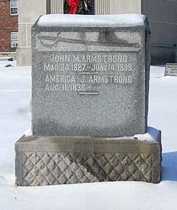 John M. Armstrong