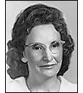 Alma Josephine <i>McGee</i> Branch