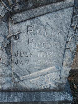 Mary Phenira Polly <i>Rogers</i> Hughes