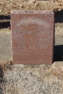 Sylva May Jacoby