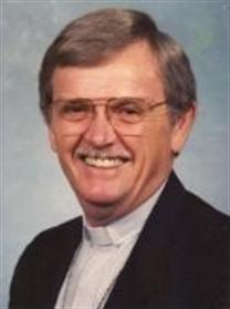 Rev Gordon Harold Albers
