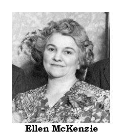 Marjorie Ellen Ellen <i>McKenzie</i> Kays