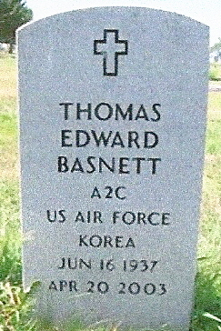 Thomas Edward Tom Basnett