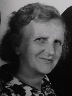 Mrs Anna <i>Jilge</i> Ochmann