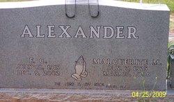 Franklin Calloway F.C. Alexander, I