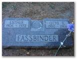 Esther Mae <i>Scott</i> Fassbinder