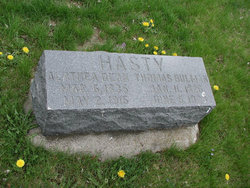 Thomas Bullman Hasty