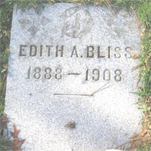 Edith A. Bliss