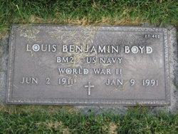 Louis Benjamin Boyd