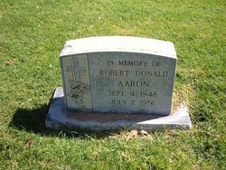 Robert Donald Aaron