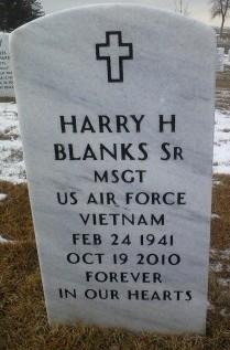 Harry Hugh Blanks, Sr