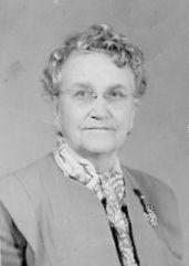 Georgia Elizabeth Georgie <i>Eddleman</i> Wilson