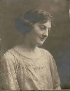 Dora Belle <i>Wells</i> Barrett