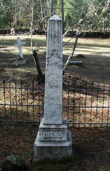 Greenbury Anderson Hicks