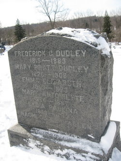 Mary Antoinette Nettie Dudley
