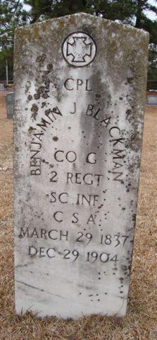 Benjamin J Blackman
