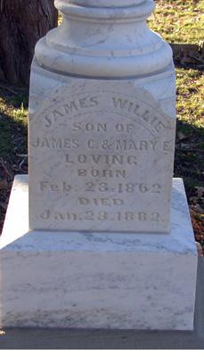 James Willie Loving