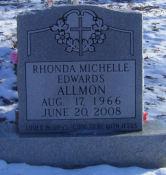 Rhonda Michelle <i>Edwards</i> Allmon