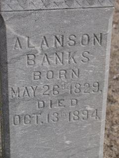 Alanson Banks