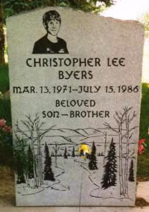 Christopher Lee Byers
