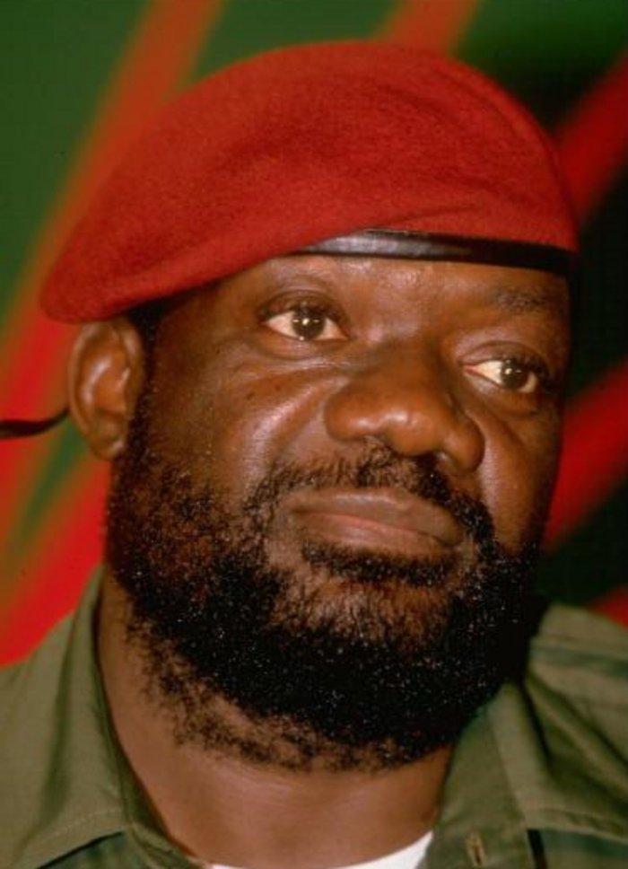ESR | March 11, 2002 | UNITA leader gave life for faith