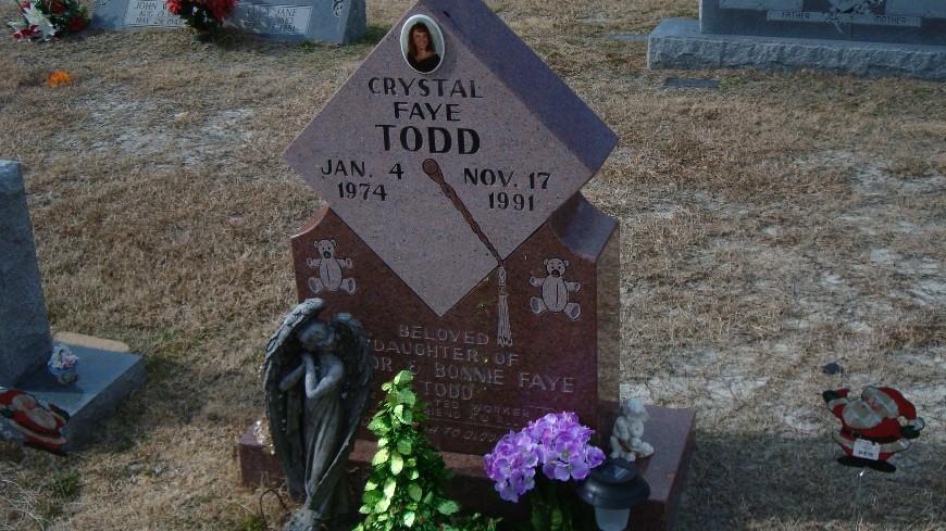 Crystal Faye Todd Crime Scene Photos