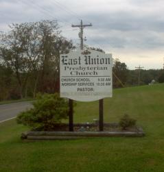 East Union Presbyterian Church Cemetery