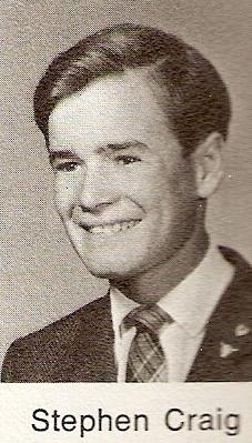 Stephen Derrick Craig