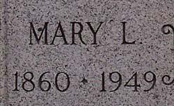 Mary Lavina <i>Casey</i> Marrs