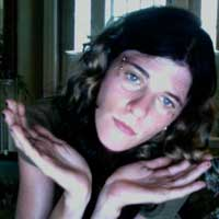 Alexis Erica Glitter Girl Cohen